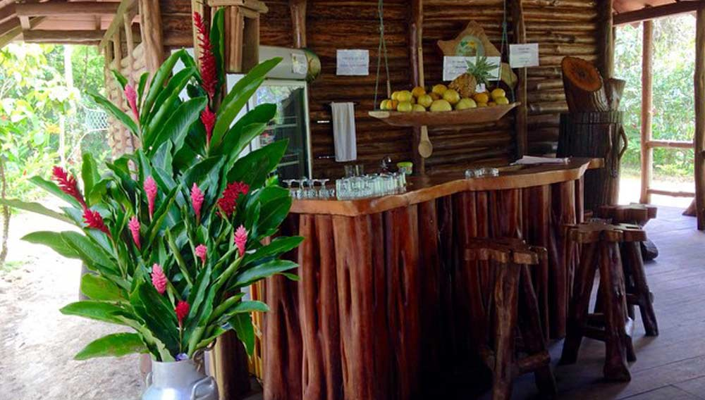 Jungle Lodge in Tena